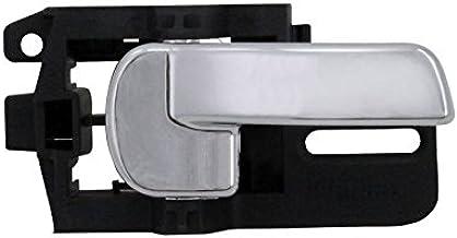 Whyzj Car Interior Door Handles Interior Parts Silver Color//Fit For Nissan Qashqai J10 2007 2008 2009 2010 2011 12 13 14 2015 Accessories Color : Handle 2pcs