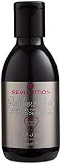 [I Heart Revolution ] 私は心の革命虹ショットつや消しアイスブロンドの100ミリリットル - I Heart Revolution Rainbow Shots Frosted Ice Blonde 100ml [並行輸入品]