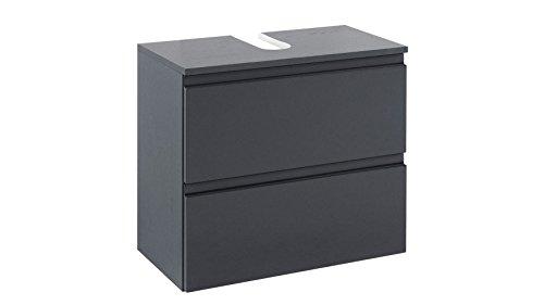 Waschbeckenunterschrank Fachinnenmaße hinter den Türen (B/T/H): ca. 33/30/41 cm