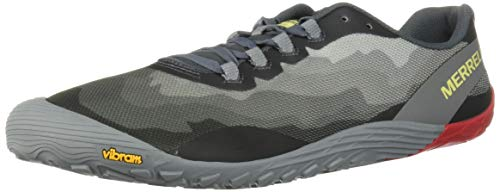 Merrell Men's Vapor Glove 4 Sneaker, Monument, 10.5 M US