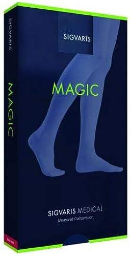 Sigvaris compression progressive sigvaris magic 2 aG schenkelstrümpfe normal picots haftrand unique