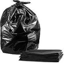 Raman Laminators Black Garbage Bag 30 Pieces Pack of 3 (20'' X 20'')