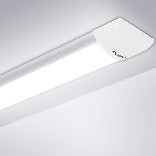 60cm Tubo Fluorescente LED, bapro 20W Lampara Super Brillante 2000 LM Lámpara,...