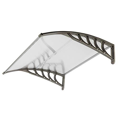 Awnings for Doors, 39.37 x 39.37 x 9.84 Window Awnings & Canopies, Door Outdoor Patio Canopy Sun Shetter, UV, Rain Snow Protection Sheet Patio Awnings
