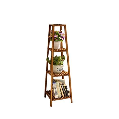 LiuJF Bloemen tentoonstellingsstandaard, hoge bloemstandaard, 2/3/4/5 lagen naar keuze vrijstaand speelgoed-bloempot boeken-opslag-frame slaapkamer-woonkamer LiuJF