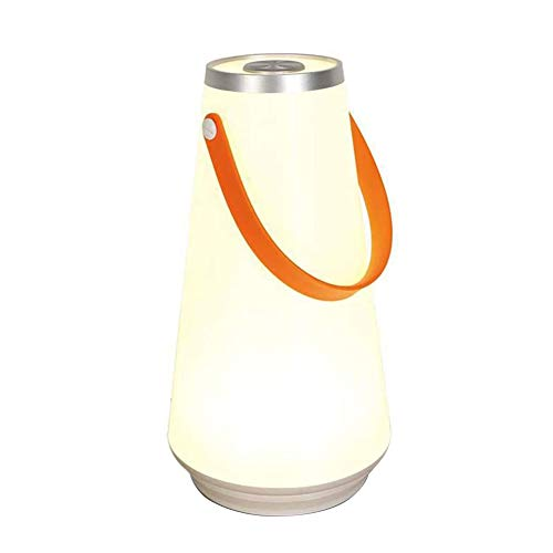 ARTOCT - Lámpara de camping portátil, lámpara de noche, luz de noche, luz LED, luz de emergencia, lámpara de noche táctil, regulable