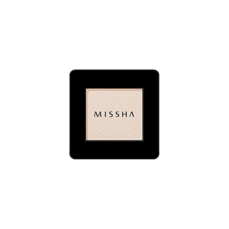 入浴合意自分のMISSHA Modern Shadow [SHIMMER] 1.8g (#SBE01 Santa Barbara)/ミシャ モダン シャドウ [シマー] 1.8g (#SBE01 Santa Barbara)