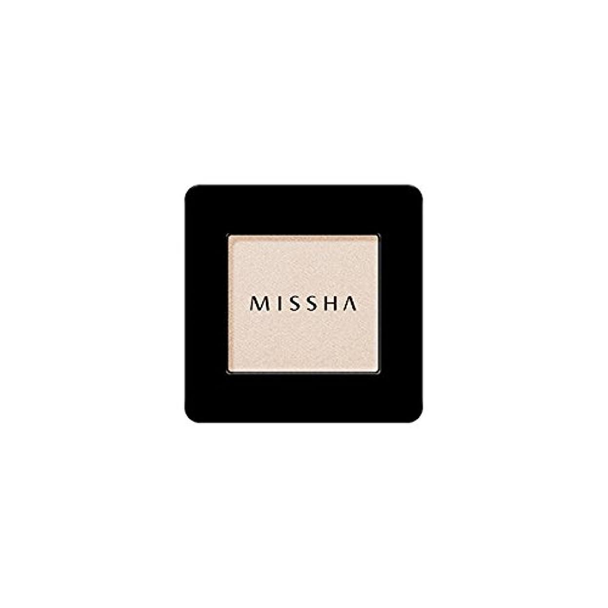 実際に中絶カラスMISSHA Modern Shadow [SHIMMER] 1.8g (#SBE01 Santa Barbara)/ミシャ モダン シャドウ [シマー] 1.8g (#SBE01 Santa Barbara)