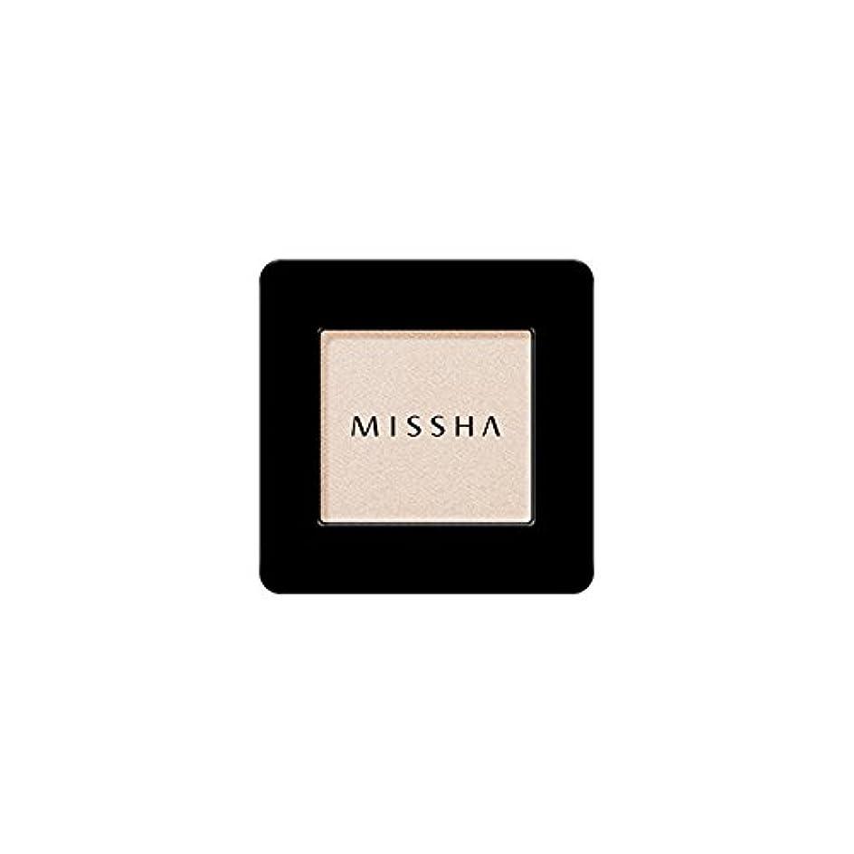 ビリーヤギ南極火MISSHA Modern Shadow [SHIMMER] 1.8g (#SBE01 Santa Barbara)/ミシャ モダン シャドウ [シマー] 1.8g (#SBE01 Santa Barbara)