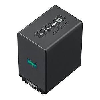 ソニー リチャージャブルバッテリーパック NP-FV100A CJCN