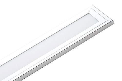 LUMIXON LED Panel 120x10cm 4000K Neutralweiß 32 Watt 230 Volt
