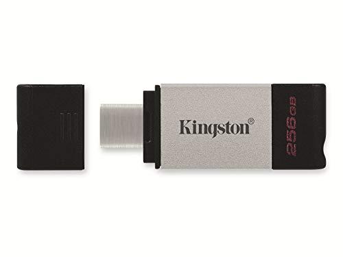 Kingston DataTraveler 80-DT80/256 GB Drive Flash USB-C 3.2 Gen 1