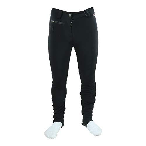 ALLSPORT dames softshell broek zwart 1178