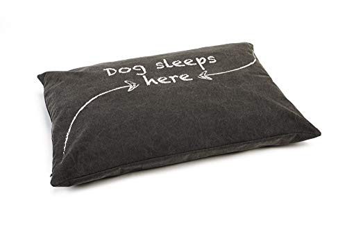 Beeztees Beeztees Rest kussen hond slaapt hier 94x64x4cm