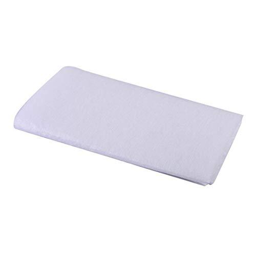 Rouku Filterpapier Dunstabzugshaube Filter Mesh Film Küchenölfilterpapier Ölabsorbierende Papieraufkleber Ölsichere Aufkleber (45 * 90CM)