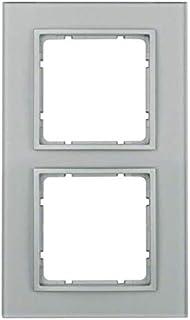 Berker 6512520130 tapa toma telefono rj45 aluminio series s1//b3//b7 Ref