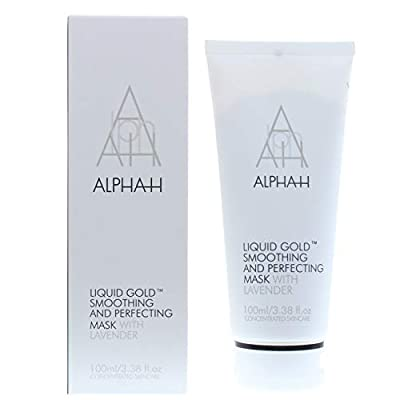 Alpha-H Liquid Gold Smoothing and Perfecting Mask with Lavender, 100 ml