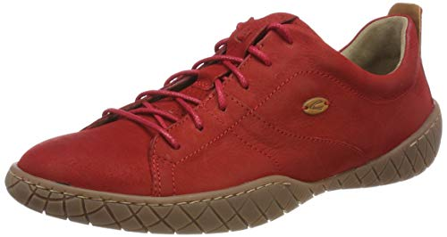 camel active Damen Inspiration 70 Sneaker, Rot (Red 2), 39 EU