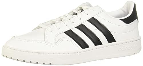 adidas Team Court, Zapatillas de Tenis Hombre, Cloud White Core Black Cloud White, 40 2/3 EU