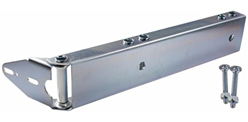 Stanley National S730-830 Low Ceiling Rapid Turn Bracket, Hot Dipped Galvanized
