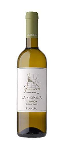 Weißwein La Segreta Il Bianco Sicilia D.O.C. 12 x 0,750 l. - Planeta