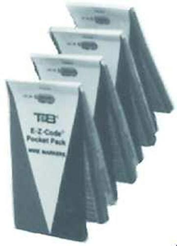 Thomas /& Betts TBF925705 50 Colliers Noir 4,7 x 358 mm