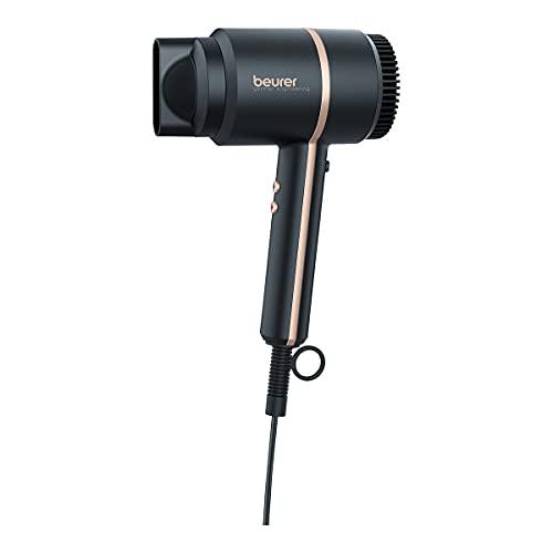 Beurer HC 35 - Secador de pelo, color negro