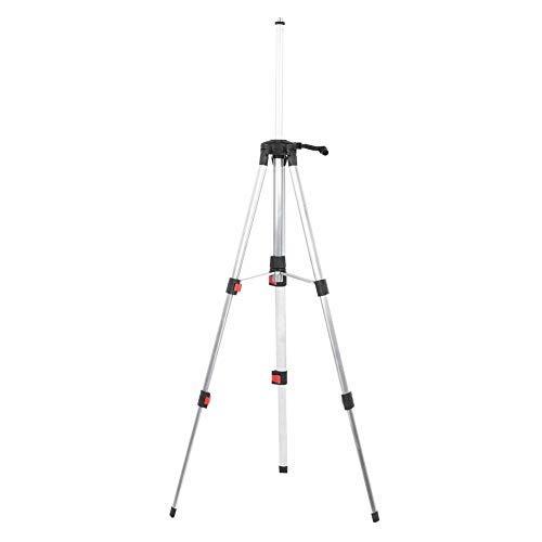 Trípode- Niunion Soporte de Trpode de Nivel, Trípode para dispositivos de medición, 1.2M Herramienta de nivelación Soporte de nivel de trípode, Trípodes completos, Herramientas de medición y diseño