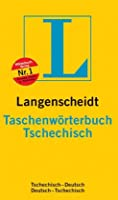 Tschechisch - Deutsch / Deutsch - Tschechisch. Taschenwoerterbuch. Langenscheidt. Rund 75 000 Stichwoerter und Wendungen