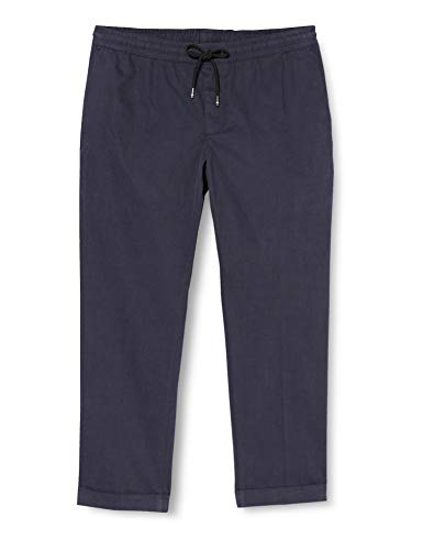 Tommy Hilfiger Active Yarn Dye Pant Jeans Relaxed, Grigio, W32/L30 (Taglia Unica:) Uomo