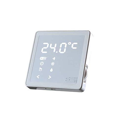 ESI ESRTP5WIFI kamerthermostaat, energiebesparend, energiebesparend, programmeerbaar, wit