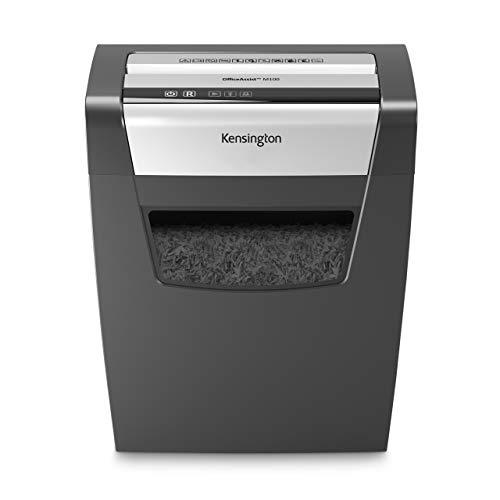 Kensington Shredder - OfficeAssist 10-Sheet Anti-Jam P4 Crosscut Security Shredder (K52075AM)