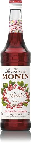 Monin Le Sirop de CRANBERRY 0,7 l