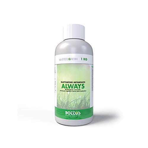 Bottos Concime Fertilizzante per Prato Always - 1 Lt
