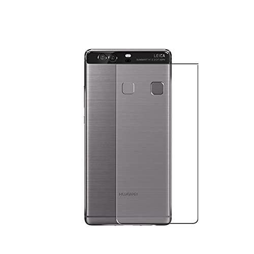 Vaxson 2 Unidades Protector de pantalla Posterior, compatible con Huawei P9 Plus/VIE-L09 / VIE-L29 [No Vidrio Templado] TPU Película Protectora Espalda Skin Cover