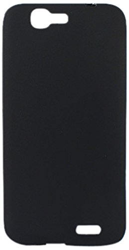 Ksix B0716FTP01 - Funda Flex TPU para Huawei Ascend G7, Color Negro