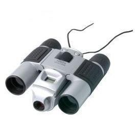 Prismáticos con cámara digital y cámara integrada