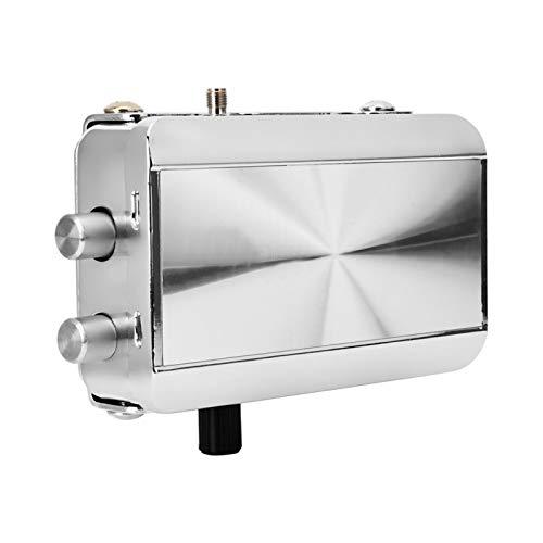 Elektronisch slim deurslotenset, draadloos antidiefstalbeveiligingssysteem zonder sleutel, ingebouwde 23A 12V-batterij met vier afstandsbedieningen