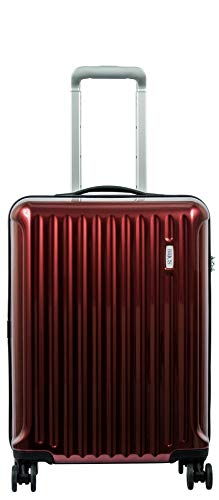 Bric's Riccione International 21-Inch Carry-On Spinner (Bordeaux)