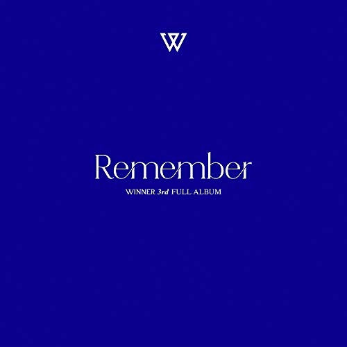 YG Entertainment Winner - Remember (3rd Full Album) Album+Extra Photocard Set (Random ver.)