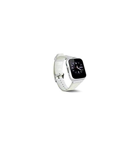Swisspro 280110 Smartwatch, Bluetooth 4.0, hartslagmeter, wit
