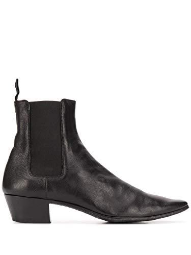 Saint Laurent Luxury Fashion Herren 6024651N6001000 Schwarz Stiefeletten | Frühling Sommer 20