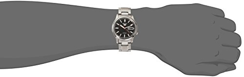 Fashion Shopping Seiko Men's SNK795 Seiko 5 Automatic Stainless Steel Watch with Black Dial