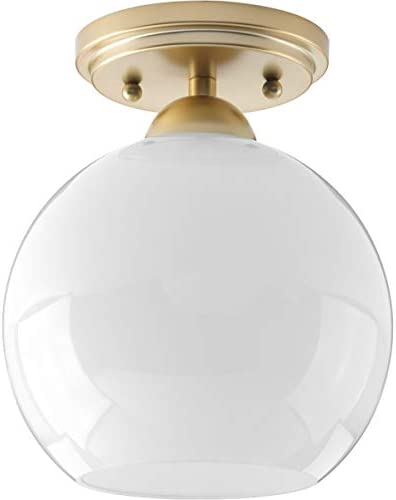 Progress Lighting P350075 078 Carisa Close to Ceiling Gold product image