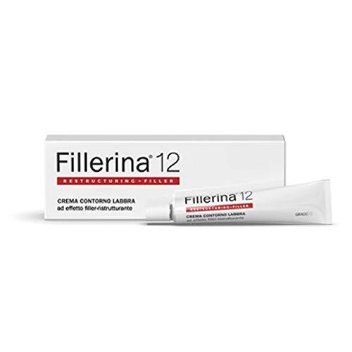 LABO FILLERINA 12 RESTRUCTURING FILLER Crema Contorno Labbra Effetto Filler Lip Antiage Cream Grado 3 15ml