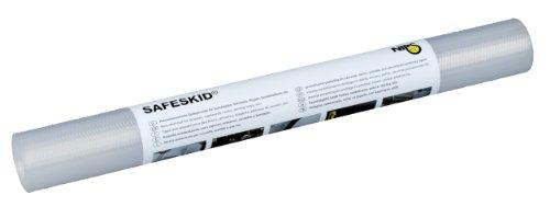 Nips 104102100 SAFESKID Anti-Rutsch-Matte/Schubladenmatte, Rauten-Muster, B 50 cm x L 150 cm, transparent, Sonstige, 50 cm x 150 cm