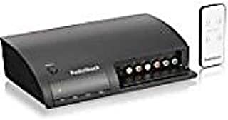 Component and S-Video 4-In/1-Out Remote Controlled A/V Selector