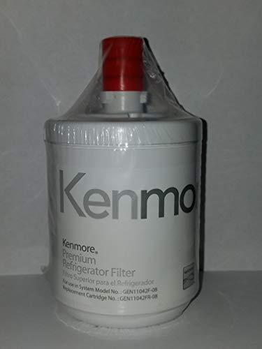 Genuine Kenmore Refrigerator Water Filter 9890 (2 Pack)