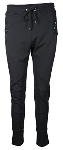 MAC Jeans Damen Future 2.0 Boyfriend Jeans, Black 090, 36W