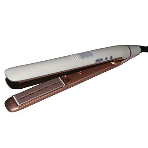 Infrared Anion Ceramic Hair Straightener MCH Heating Flat Iron Ionic Hair Straightening Hair Care Tool 3D Floating Plate